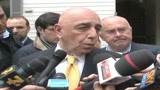 Milan, Galliani a tutto tondo