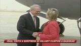 Iraq, Clinton: Voglio saperne di più sugli attentati