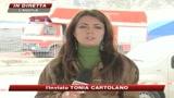 26/04/2009 - L'Aquila, tra la paura si rientra nelle case