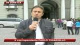 27/04/2009 - Napoli, Berlusconi partecipa al vertice sui rifiuti