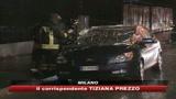 29/04/2009 - Milano, donna trovata in auto con la testa fracassata