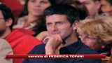 29/04/2009 - Djokovic imita Fiorello