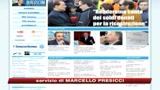 29/04/2009 - Veronica Lario divide la Rete