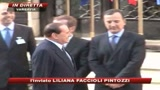 29/04/2009 - Veline in lista, Berlusconi: Veronica ingannata