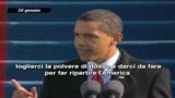 Obama, i primi cento giorni alla Casa Bianca