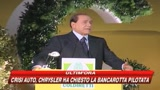 30/04/2009 - Berlusconi: Contro la crisi serve ottimismo