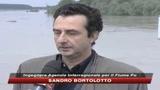 30/04/2009 - Maltempo, il Po spaventa Rovigo e Ferrara