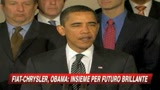 Fiat-Chrysler, accordo fatto. Obama: futuro brillante