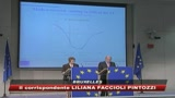 La Ue taglia le stime: Pil italiano 2009 a - 4,4 
