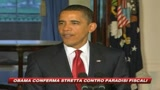 04/05/2009 - Obama non molla alla lotta ai paradisi fiscali