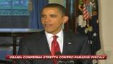 04/05/2009 - Obama non molla alla lotta ai paradisi fiscali
