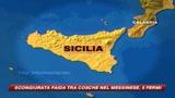 05/05/2009 - Scongiurata faida nel Messinese: 5 arresti