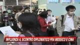 05/05/2009 - Influenza A, scontro diplomatico fra Messico e Cina