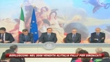 Berlusconi, la vendita di Alitalia fallì per sindacati