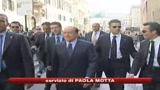 08/05/2009 - Metr per milanesi, Berlusconi: Era solo una battuta