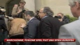 09/05/2009 - Marchionne: la fusione Fiat-Opel  una sfida europea 