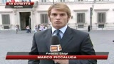 09/05/2009 - Berlusconi: Gheddafi presto in Italia