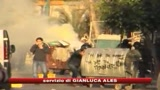 10/05/2009 - Atene, scontri tra naziskin, immigrati e polizia