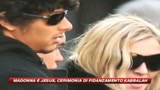 11/05/2009 - Madonna si fidanza con rito Kabbalah