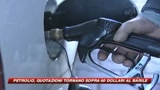 Il petrolio supera nuovamente i 60 dollari al barile