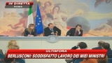Pil a picco, Berlusconi e Brunetta ottimisti