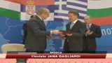 Berlusconi e Putin firmano accordo su sistema gasdotti