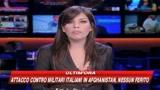 Afghanistan, attacco contro paracadutisti: nessun feri