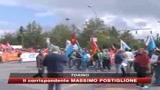 Operai Fiat in piazza, i Cobas contro la Fiom