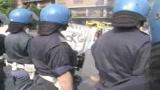 18/05/2009 - Scontri a G8 dell'Università: 3 fermati, già rilasciati