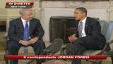 MO, Obama: Sì a uno Stato palestinese. Netanyahu frena