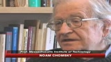 Chomsky a SKY TG24: Obama ha illuso l'Europa