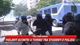 19/05/2009 - Torino, dopo la guerriglia si chiude il G8 Università