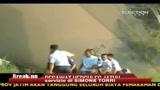 Aereo militare cade su una risaia: almeno 97 morti