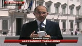 20/05/2009 - Berlusconi-Mills, la politica torna a dividersi