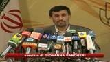 Iran, Ahmadinejad ha tre sfidanti