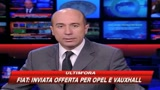 20/05/2009 - Fiat, inviata l'offerta per Opel e Vauxhall