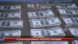 21/05/2009 - Palermo, maxi sequestro di armi e dollari falsi