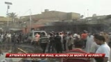 Attentati in serie in Iraq, almeno 26 morti e 40 feriti