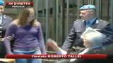 22/05/2009 - Mez, riprende il processo e Sollecito fa il pittore