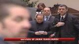 24/05/2009 - Berlusconi: Noemi e Mills boomerang per chi mi attacca