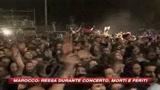 Marocco, undici morti nella calca a un concerto rock