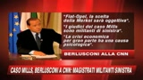 25/05/2009 - Berlusconi alla Cnn contro le toghe. Noemi? Spiegher