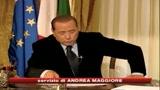 25/05/2009 - Berlusconi alla Cnn contro le toghe. Noemi? Spiegherò