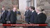 26/05/2009 - Incidente Saras, Napolitano: vicino a famiglie vittime