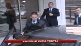 27/05/2009 - Noemi, Berlusconi: clima d'odio. Il Pd: dica la verità