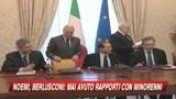 28/05/2009 - Berlusconi: Mai avuto rapporti con minorenni