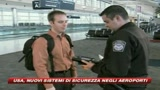 Nuovi sistemi di sicurezza negli aeroporti Usa