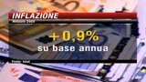 29/05/2009 - Cala l'inflazione, in Italia a maggio  allo 0.9%