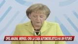 30/05/2009 - Merkel sceglie Magna: Ora Opel ha un futuro