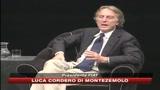 30/05/2009 - Fiat, Montezemolo: Rispetto per la scelta su Opel
